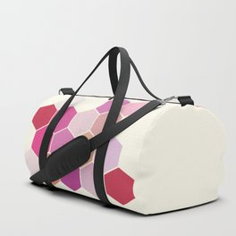 Shades of Pink Duffle Bag