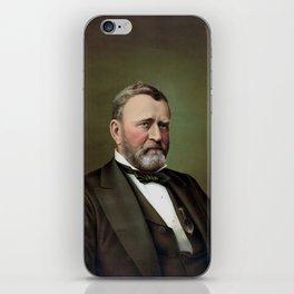 President Ulysses Grant iPhone Skin