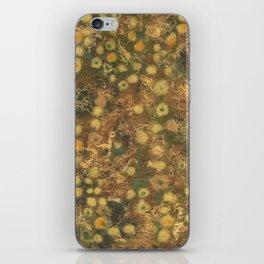 Golden Meadow iPhone Skin