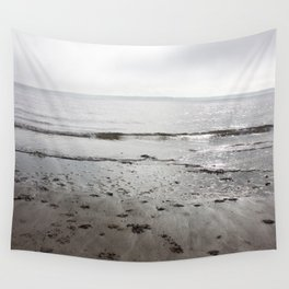Broughty Ferry beach 3 Wall Tapestry