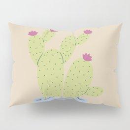 Suculents Cactus Plants Pillow Sham