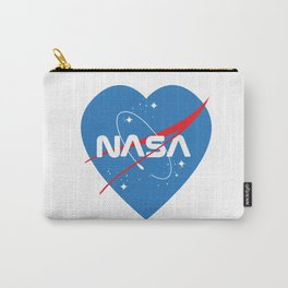 Love Nasa Carry-All Pouch