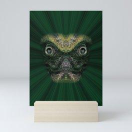 An Alien Concept Mini Art Print