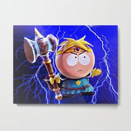 Thor Butters Metal Print