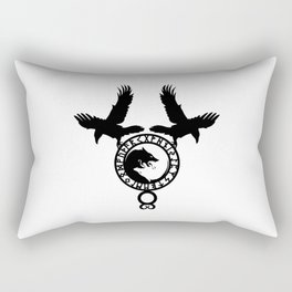 Raven - Fenrir Rectangular Pillow