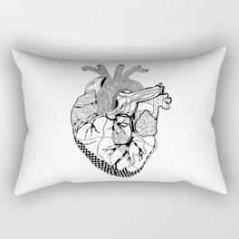 GLOOMY Heart Rectangular Pillow
