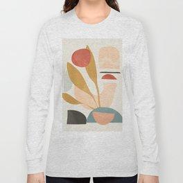 Abstract Shapes 20 Long Sleeve T-shirt