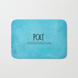Poet Bath Mat