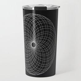 Circle Spirograph Travel Mug