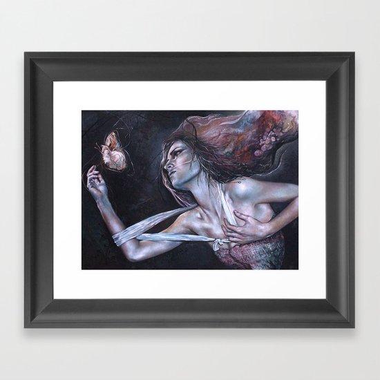 Rythmia Framed Art Print