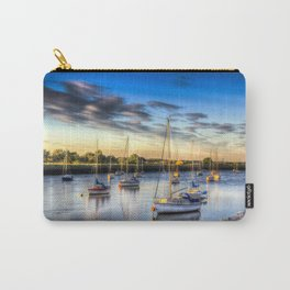 River at Sunset Carry-All Pouch
