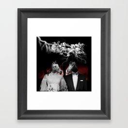 TIKBALANG Framed Art Print