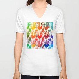 Color of Change Unisex V-Neck