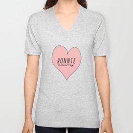 Bonnie McMurray Unisex V-Neck