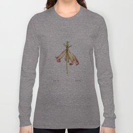 Fading Tulip Long Sleeve T-shirt