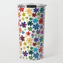 Flowers - Flowers Travel Mug