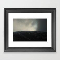 Mysterious Mist Framed Art Print