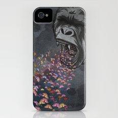 Butterflies iPhone (4, 4s) Slim Case