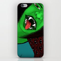 Scream iPhone Skin