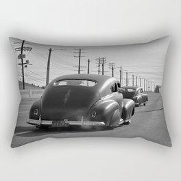 The Getaway Rectangular Pillow