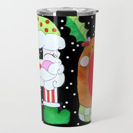 HO! Travel Mug