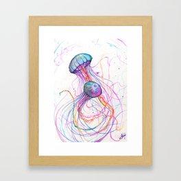 You So Jelly Framed Art Print
