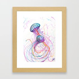 You So Jelly Framed Art Print