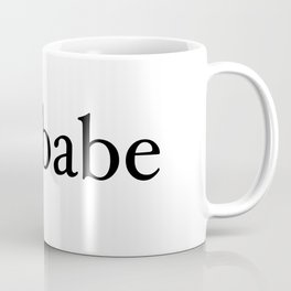 LASH BABE Coffee Mug
