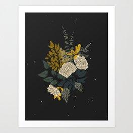 Come November Art Print