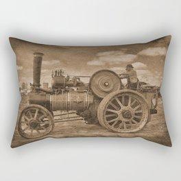 Vintage Jem General Purpose Engine Rectangular Pillow