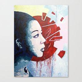 Expectativa. Canvas Print