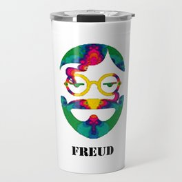 Freud Travel Mug