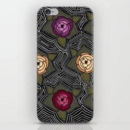 las flores iPhone Skin