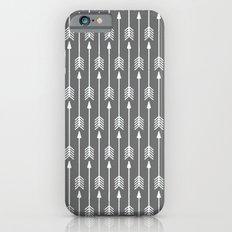 Grey Arrow Slim Case iPhone 6
