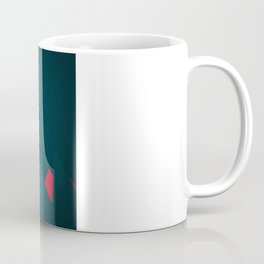 Fox & Landscape Coffee Mug
