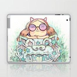 Ancient cats Laptop & iPad Skin