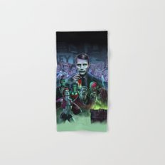 Hannibal Holocaust - They Live Return of the Living Dead Mads Mikkelsen Hand & Bath Towel