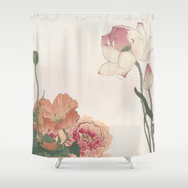 Flower celebration Shower Curtain