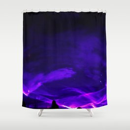Waterlicht Shower Curtain