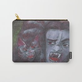 Dracula and Catt Carry-All Pouch