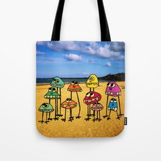 - family sea - Tote Bag