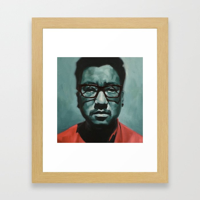 Shikhiu #2 Framed Art Print