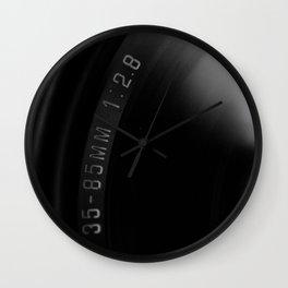 35-85mm Wall Clock