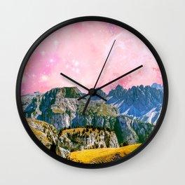 Small World #society6 #decor #buyart Wall Clock