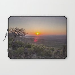 Sunrise on Elam Laptop Sleeve