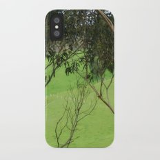 Valley of a Thousand Hills iPhone X Slim Case
