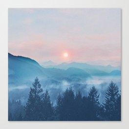 Pastel vibes 12 Canvas Print