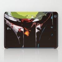 boba fett iPad Cases featuring Boba Fett by Chad Madden