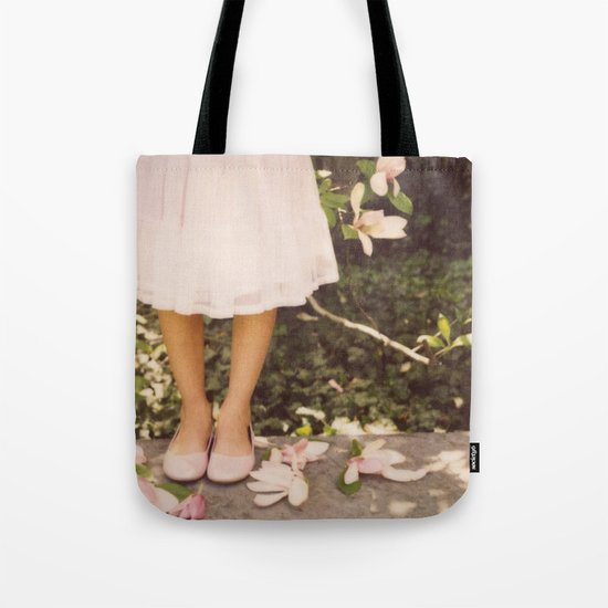 Late Bloomer Tote Bag