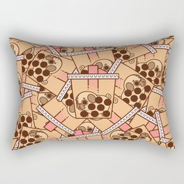 Puglie BBT Rectangular Pillow